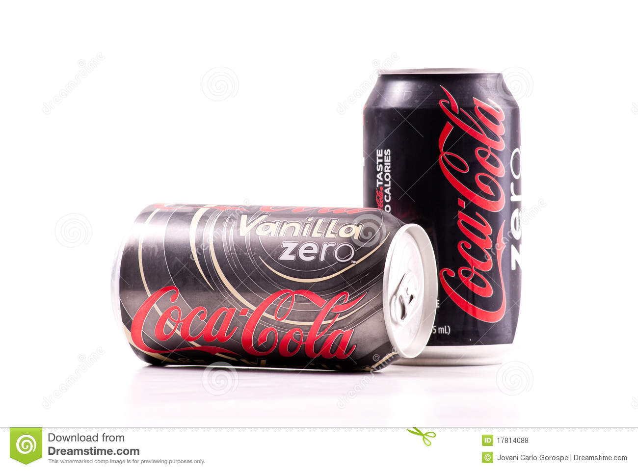 how to sell coke zero