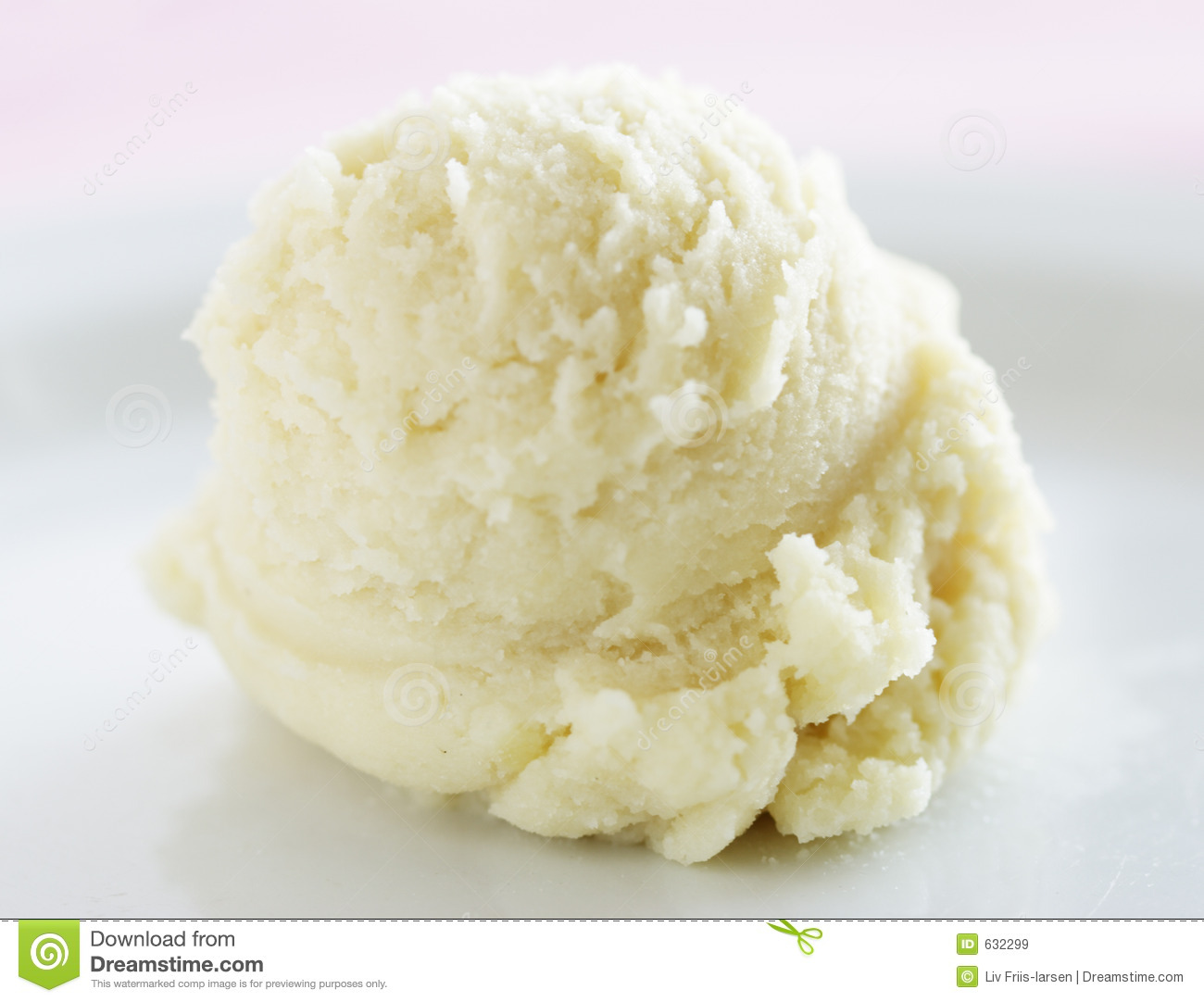 Vanilla Ice Cream Royalty Free Stock Images - Image: 632299