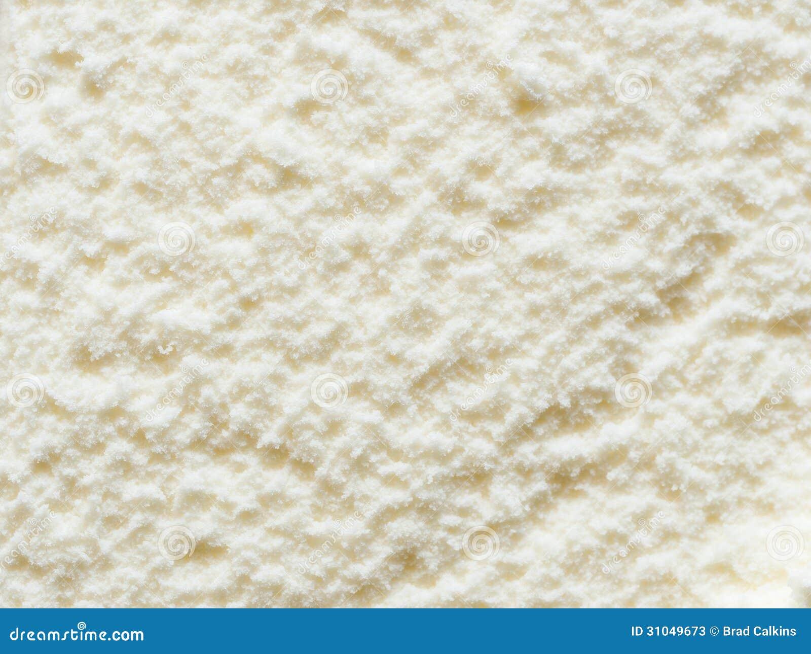 Vanilla ice cream Stoc...