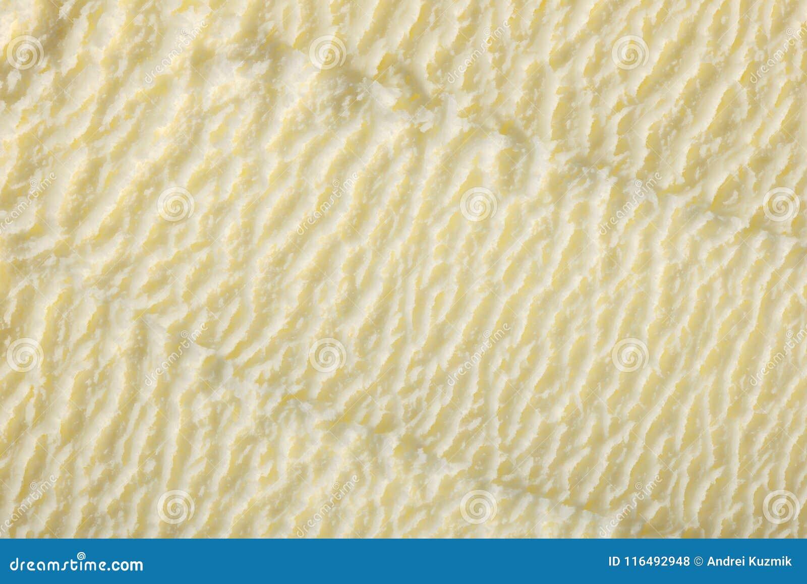 Ice cream texture stock photo. Image of refreshing, macro ...