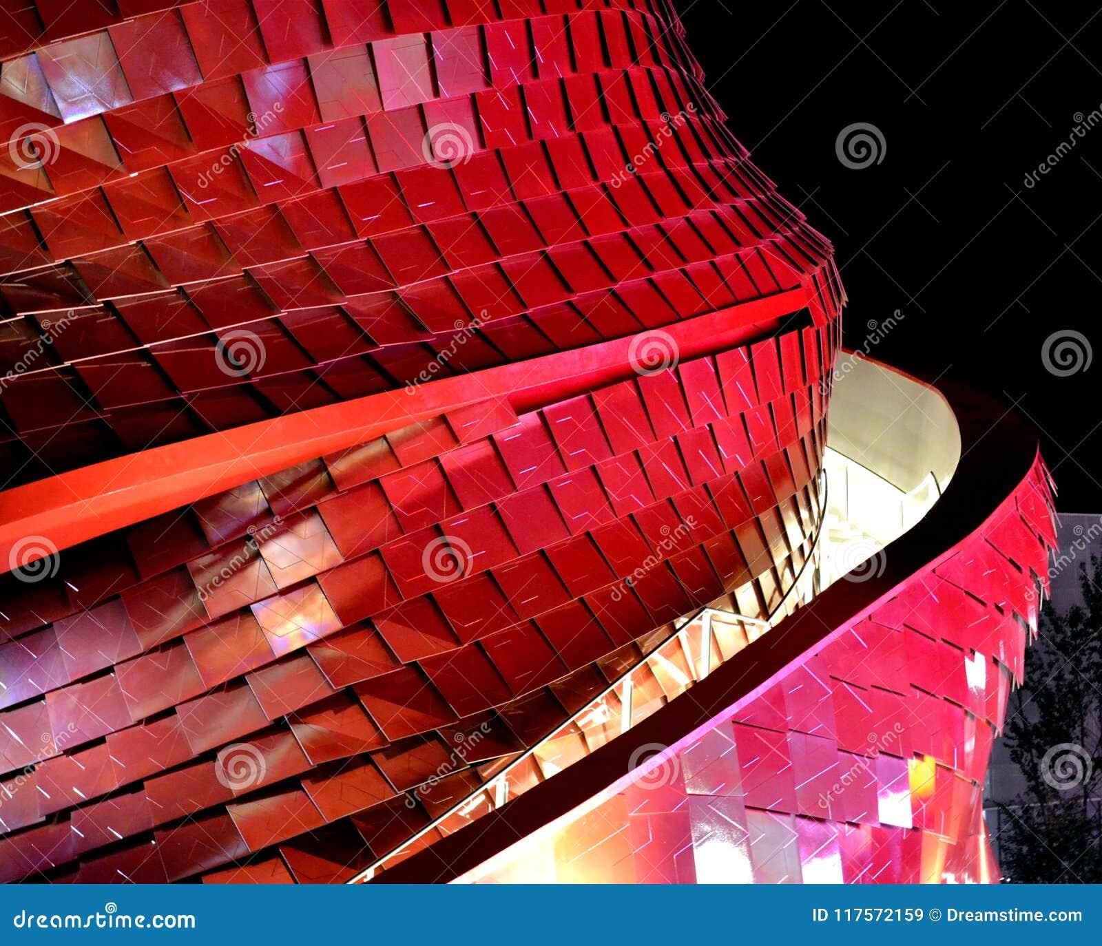 Vanke Pavilion/Daniel Libeskind