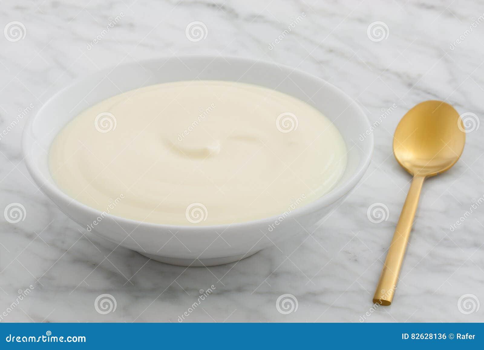 Vanlig yoghurt