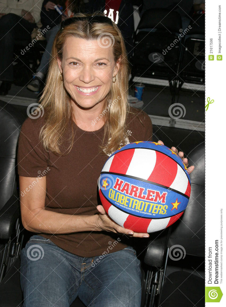 ... Vanna White and her children, Son, Nicholas, born 1994 and Daughter