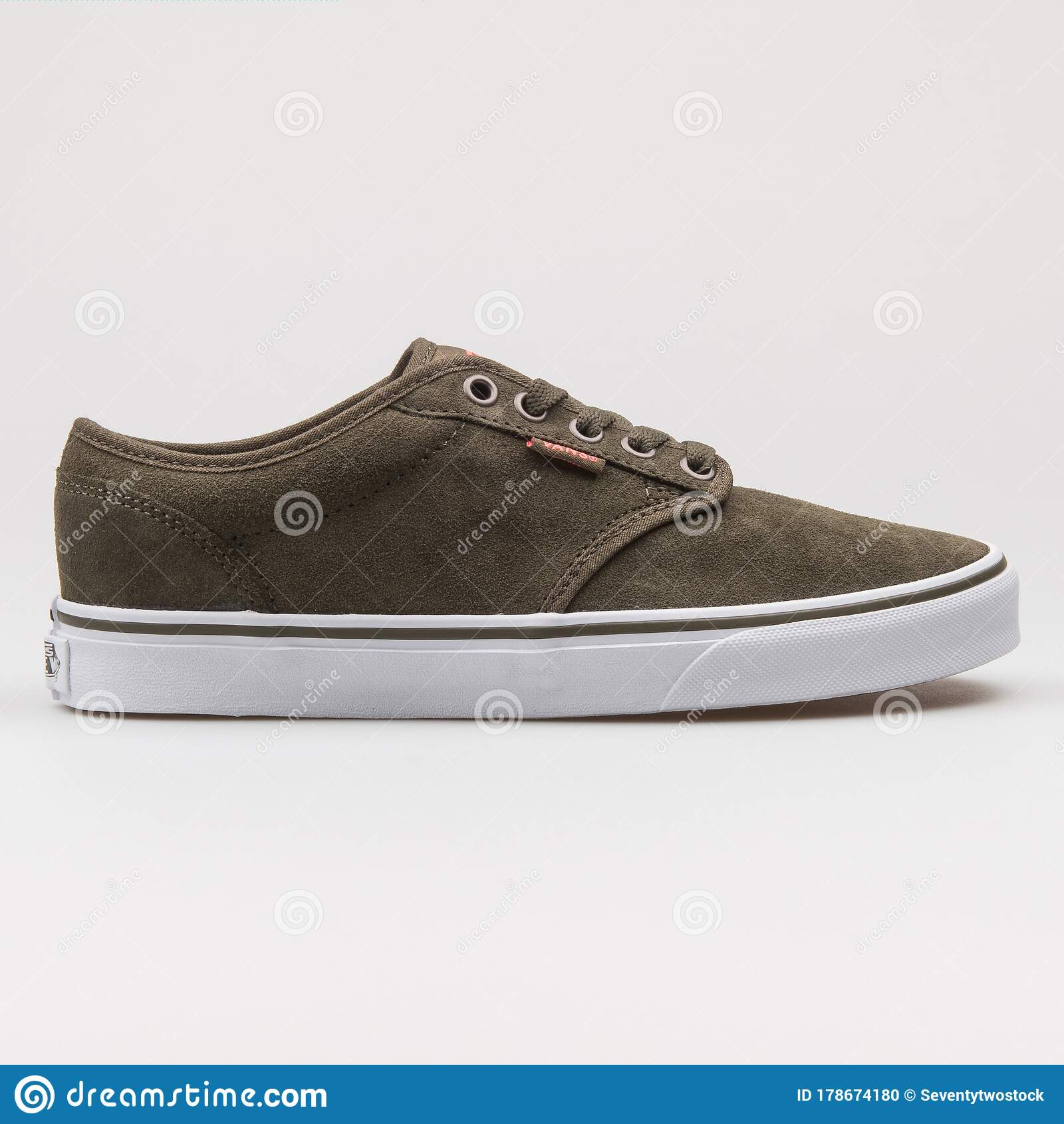 Vans Atwood Olive Green Sneaker