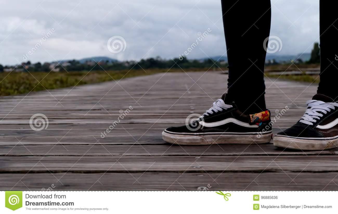 117897373b95d1 Dirty youth shoes sky dock. More similar stock images