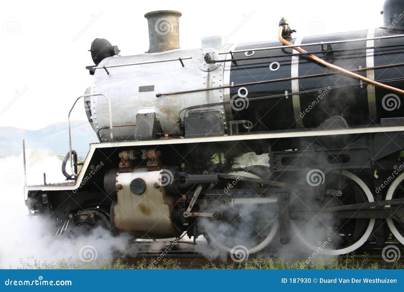 Vapor locomotor