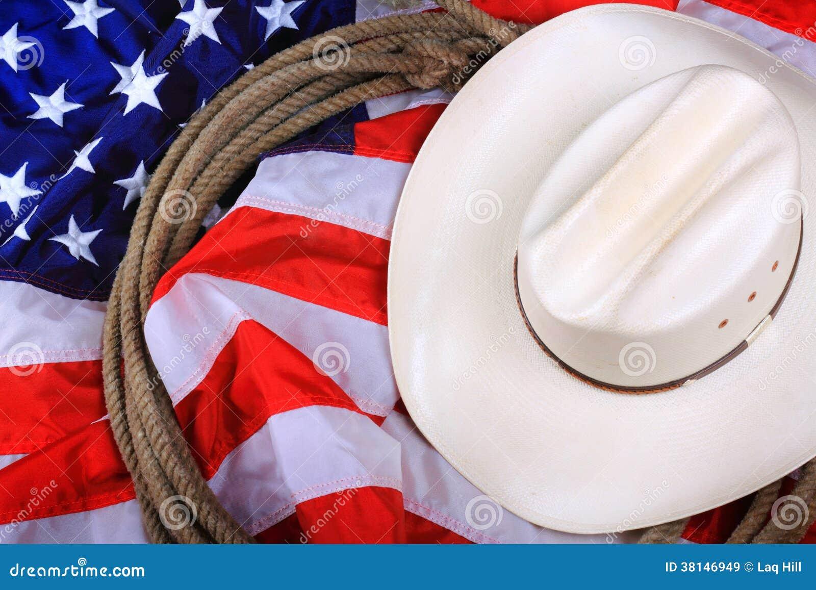 Vaqueiro americano Symbol
