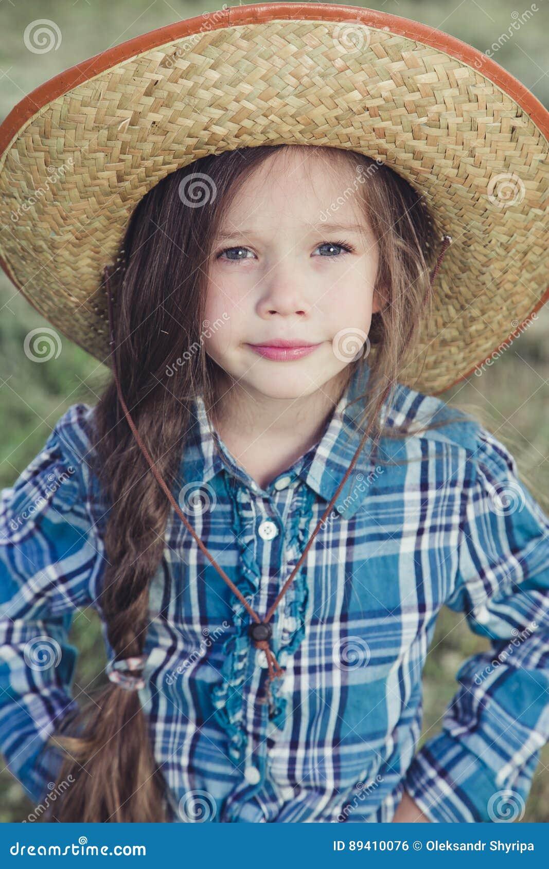 Vaqueiro da menina do retrato
