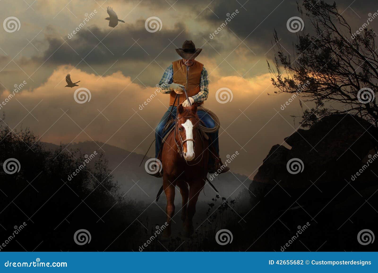 Vaquero de la montaña