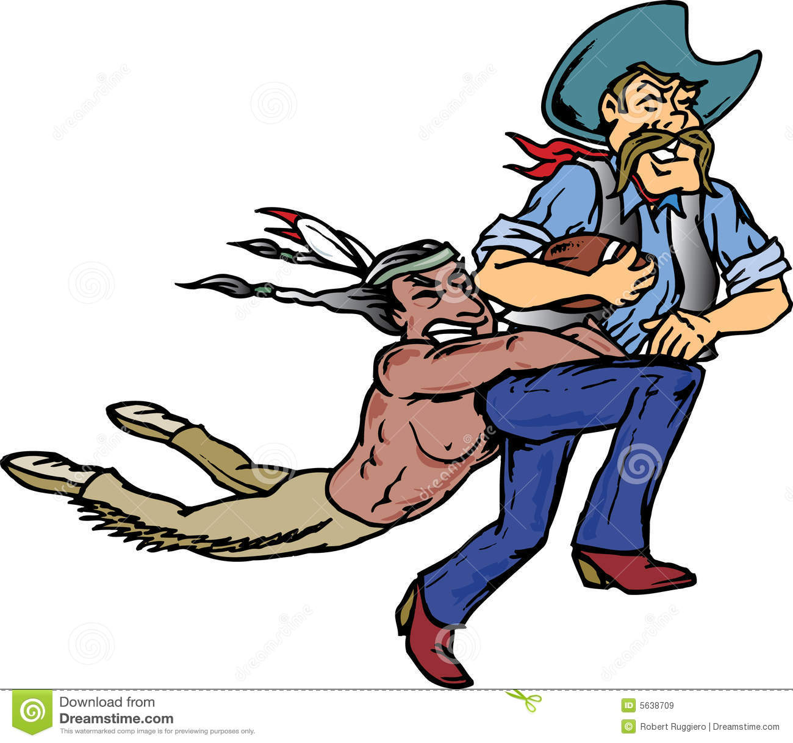 indio vaquero: