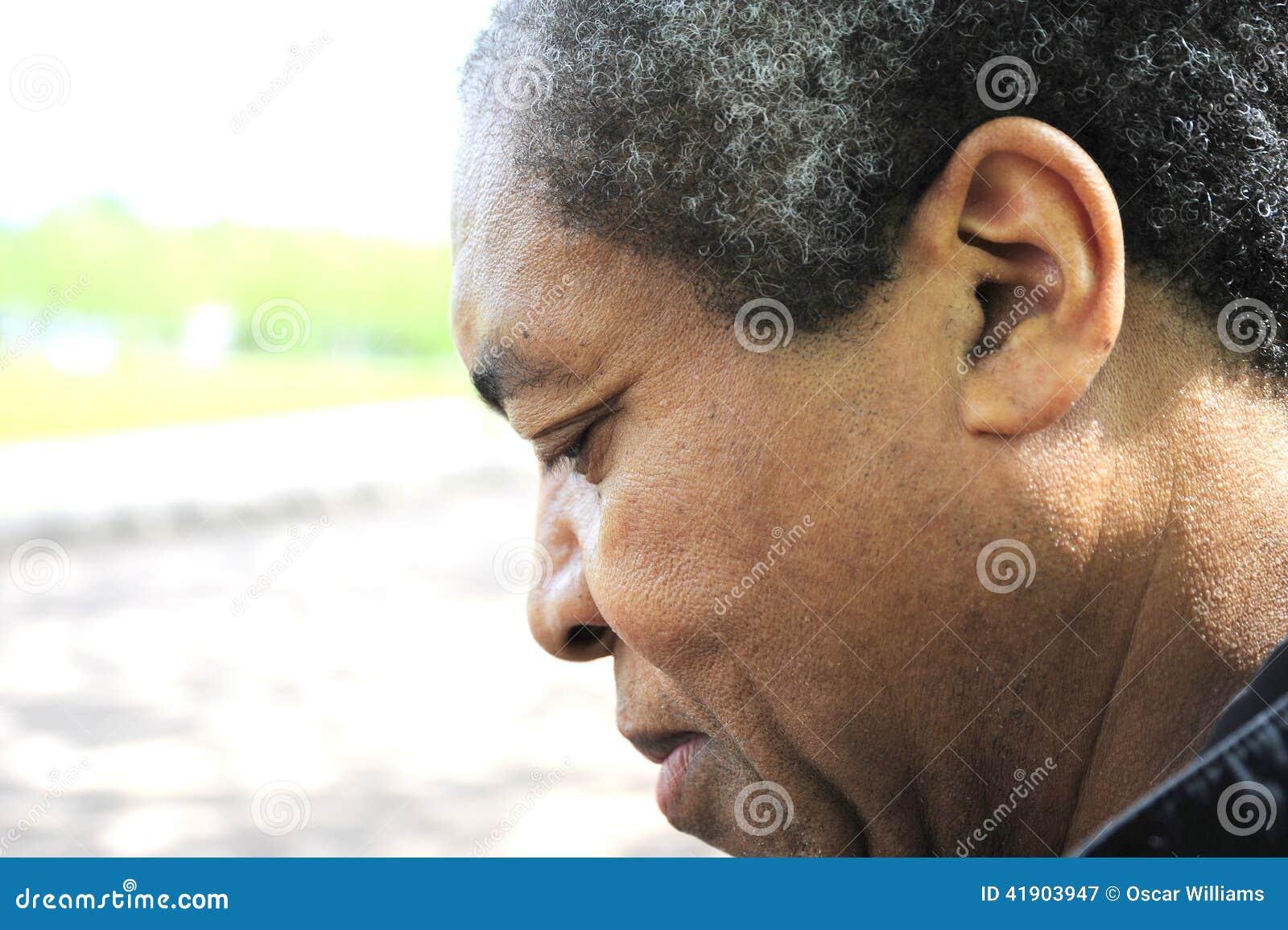 Varón del afroamericano