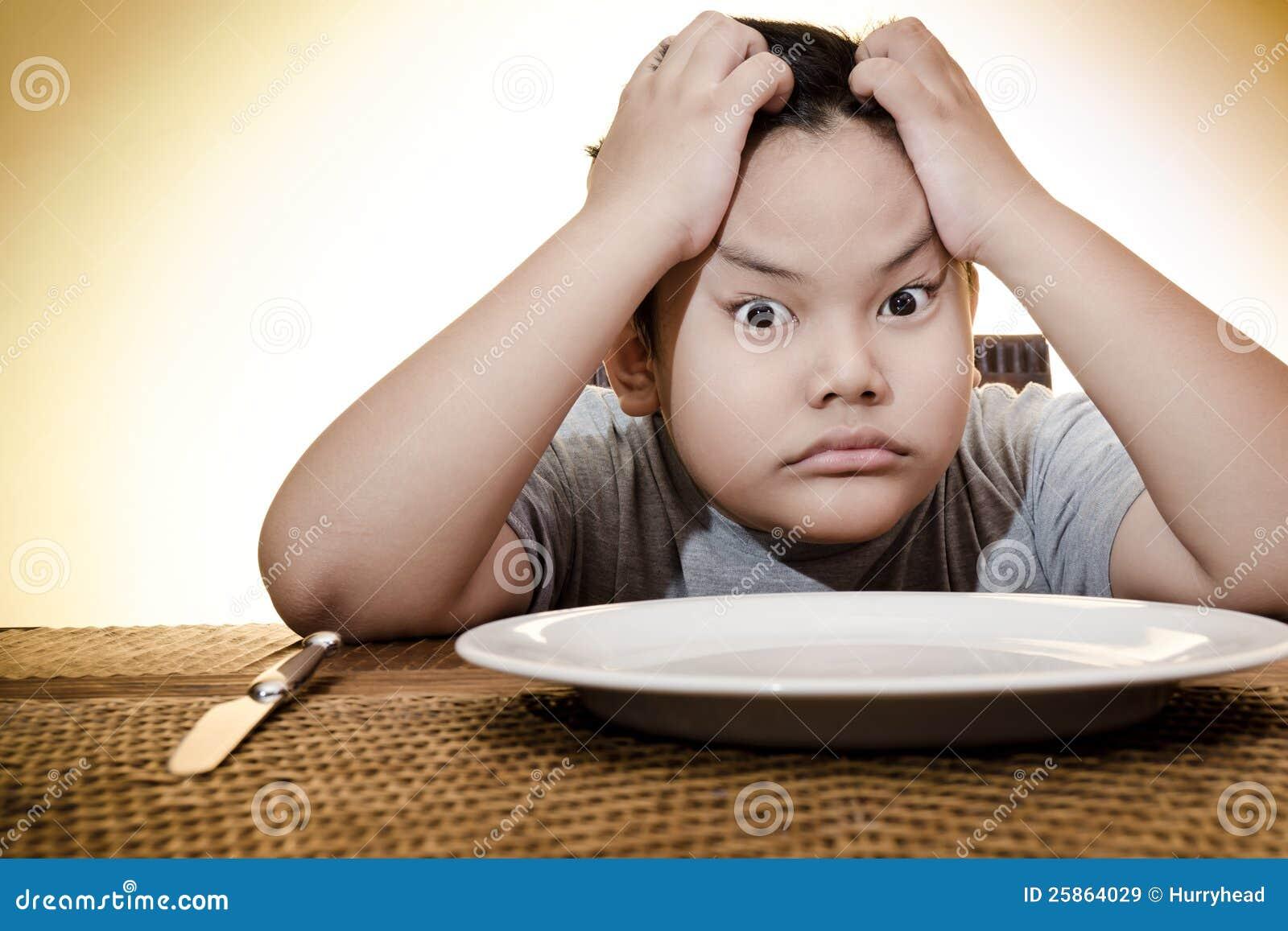 Var är maten?