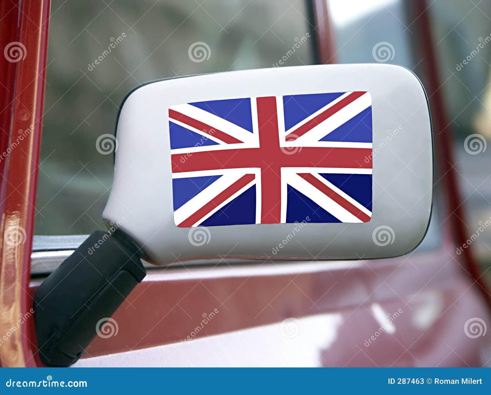 Var brittisk stolt till