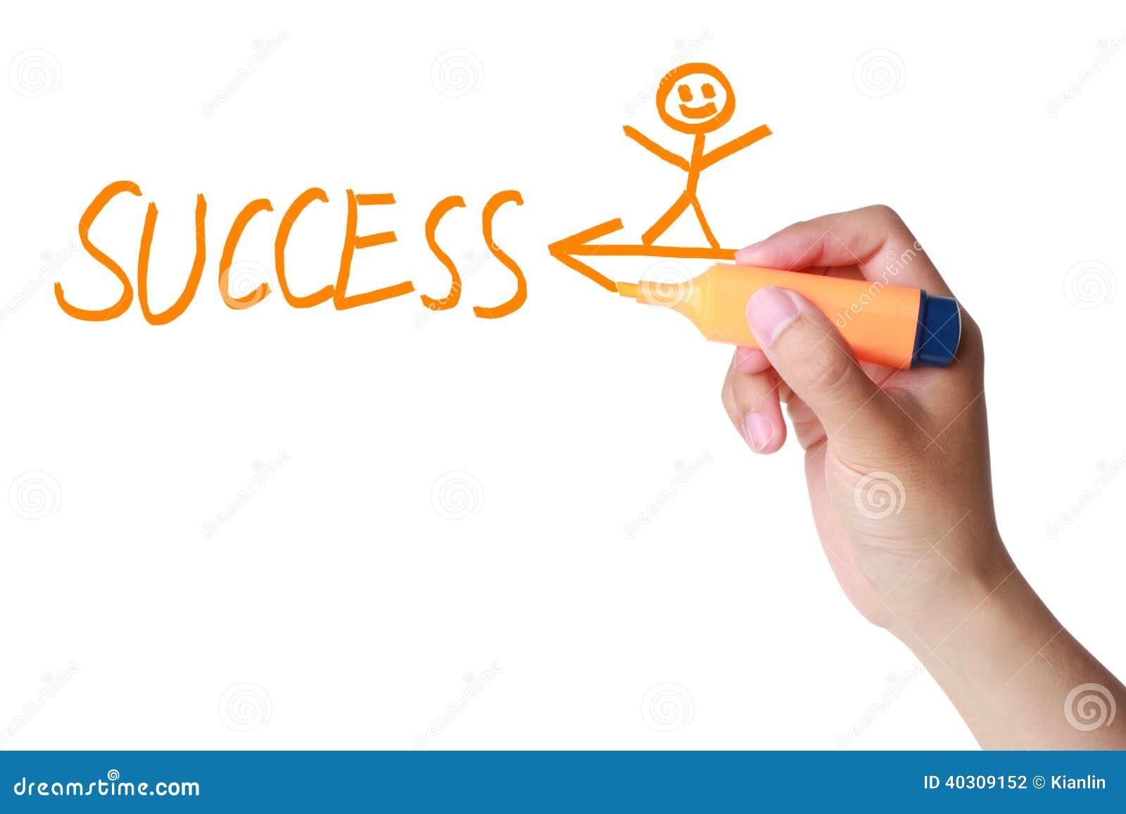 Var framgång till