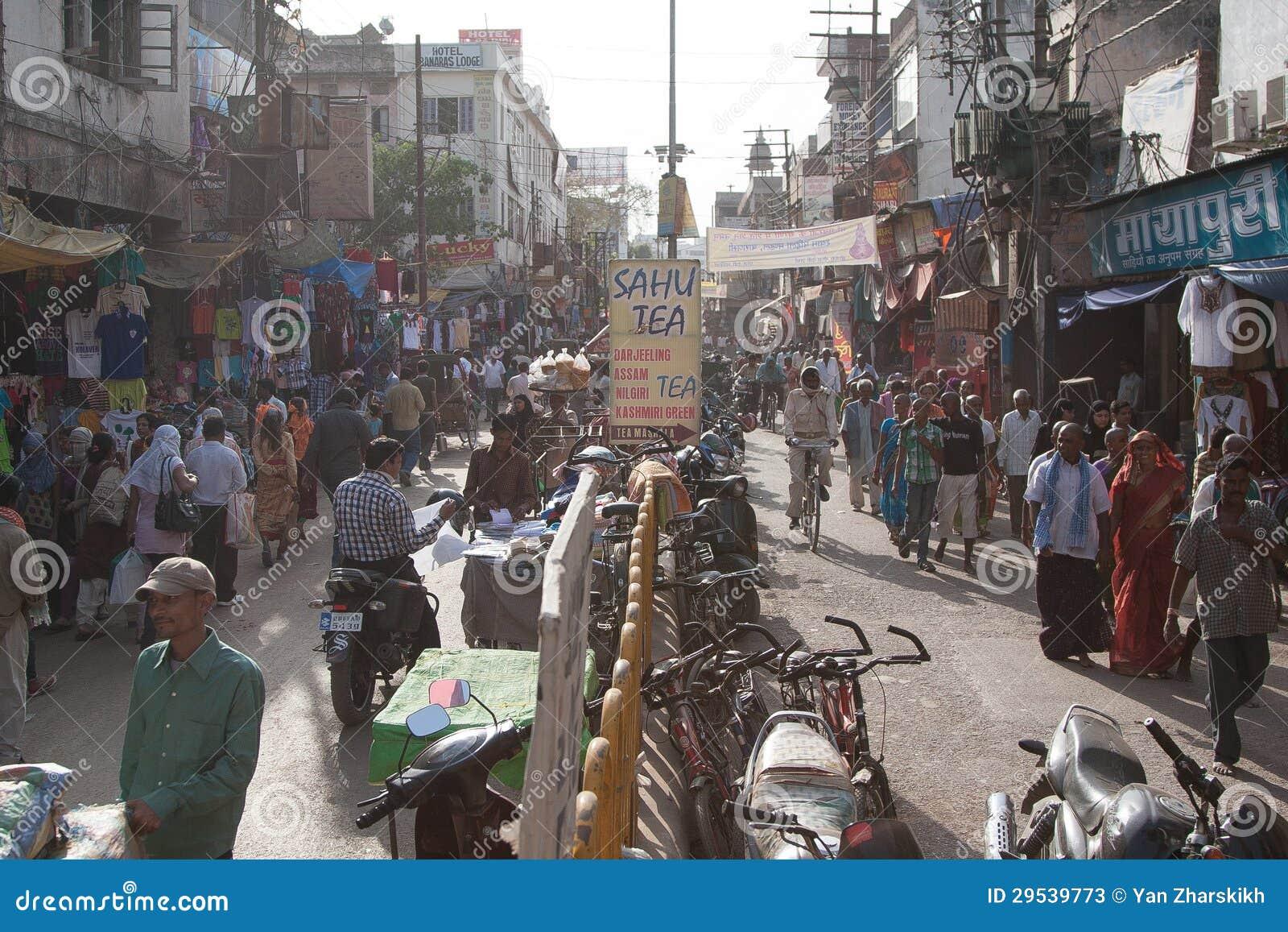 Varanasi aglomerado