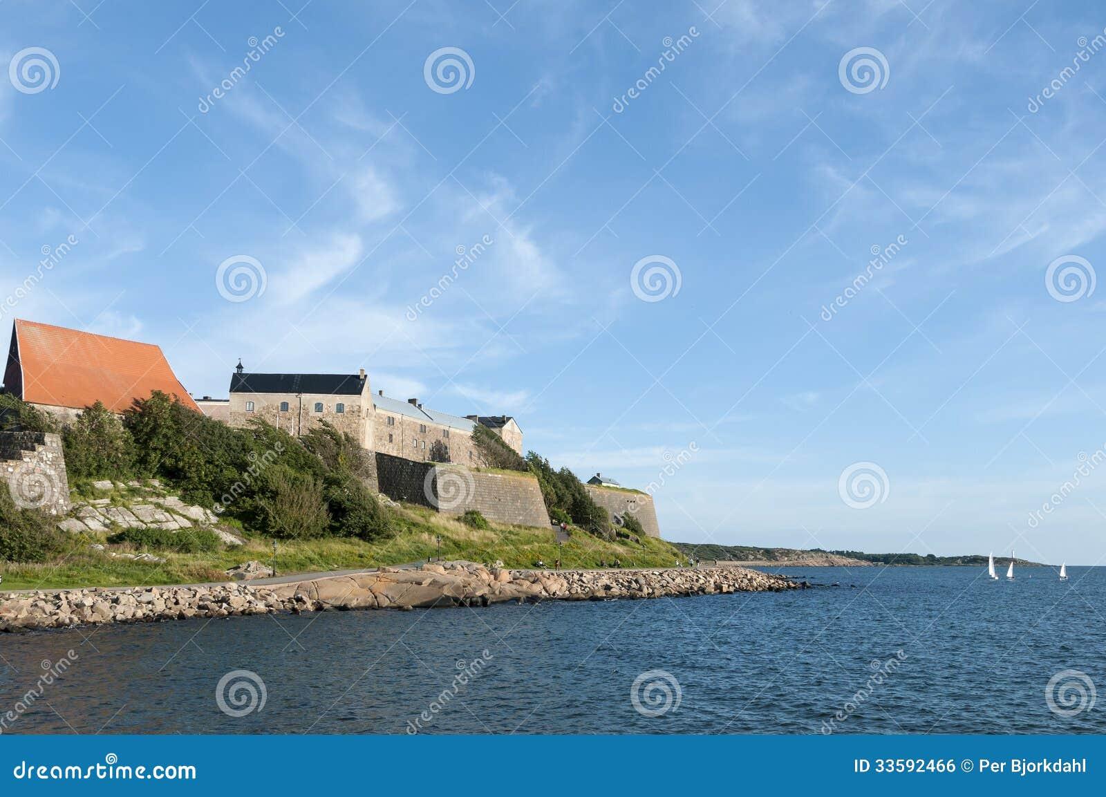 Varberg-Festung