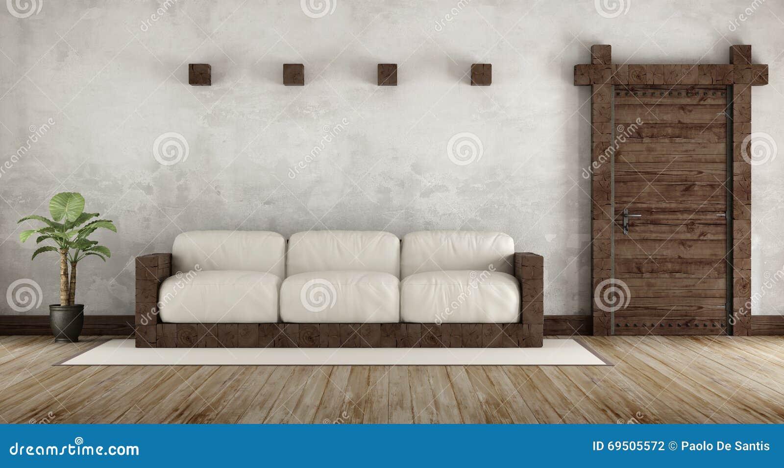 Blandare Kok Lantlig Stil : Vardagsrum i lantlig stil stock illustrationer bild 69505572