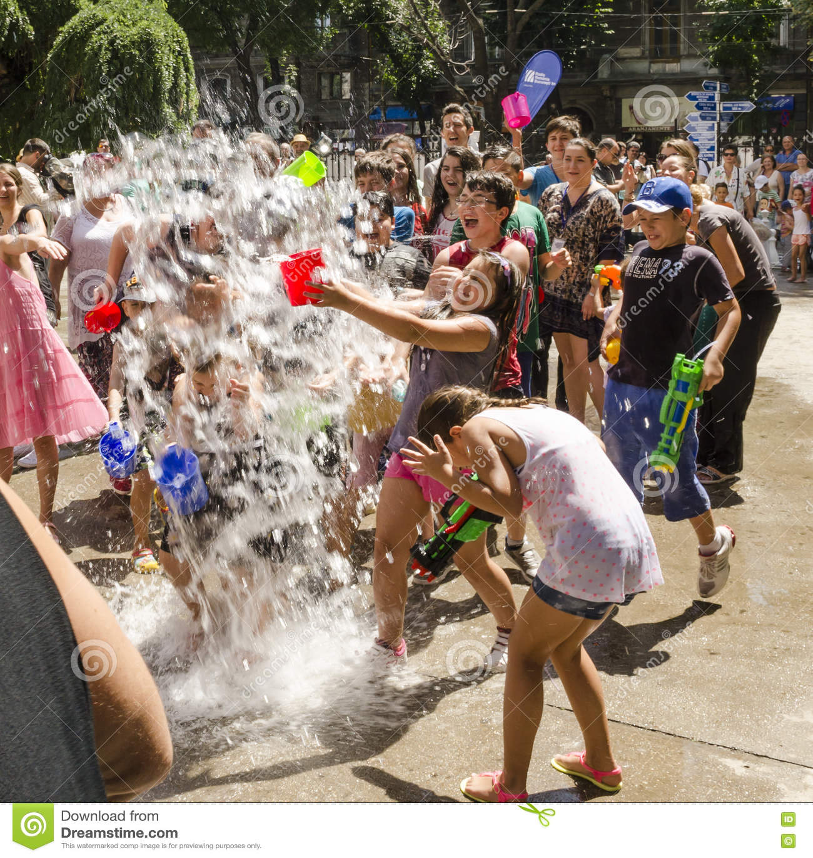 Vardavar wody festiwal