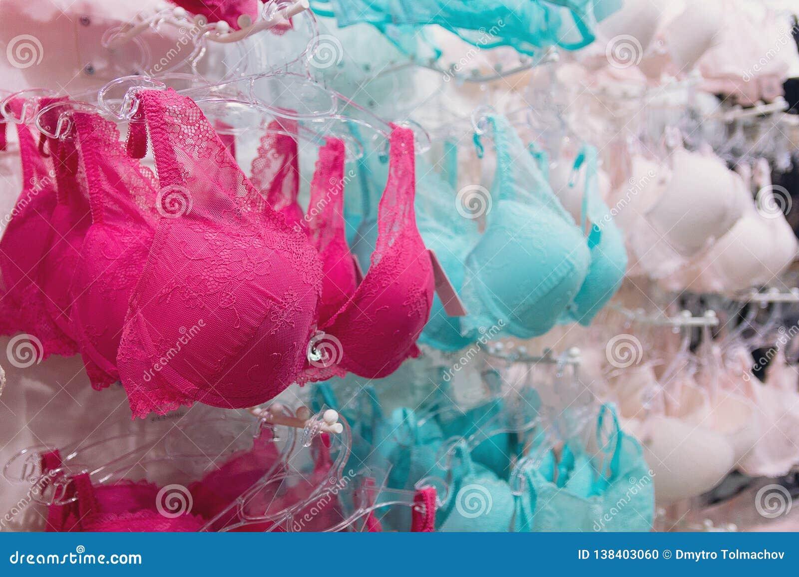 Vareity της ένωσης στηθοδέσμων lingerie