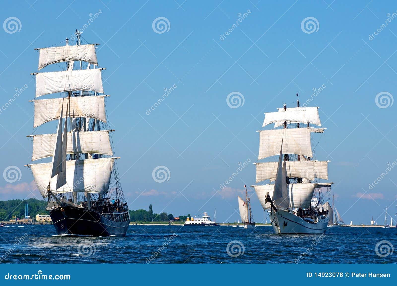 Varende schepen