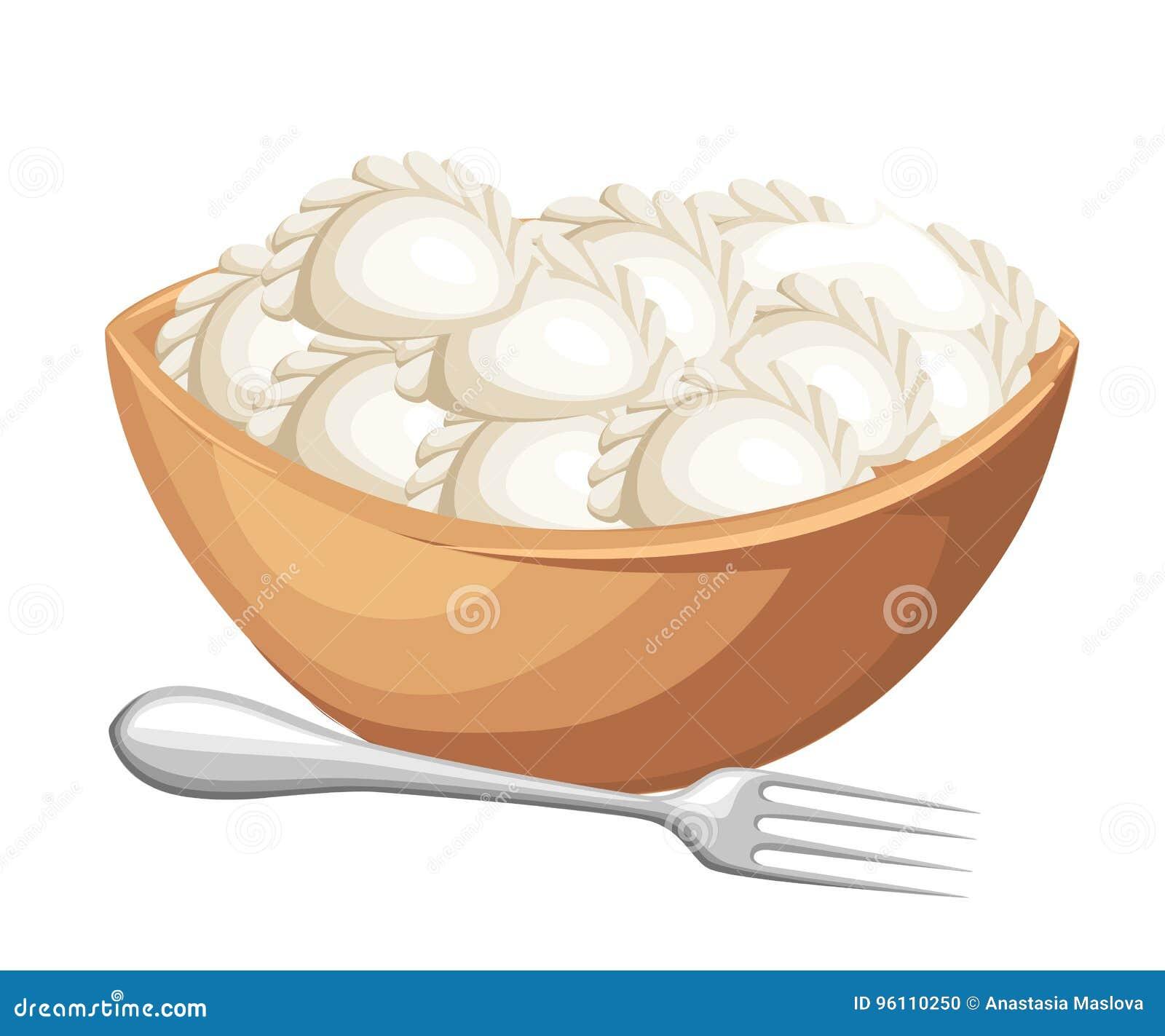 Vareniki Pelmeni Mięsne kluchy Jedzenie Koper, pietruszka, czarny pieprz, podpalany liść _ bambusa naczyń posiłku obywatela taler