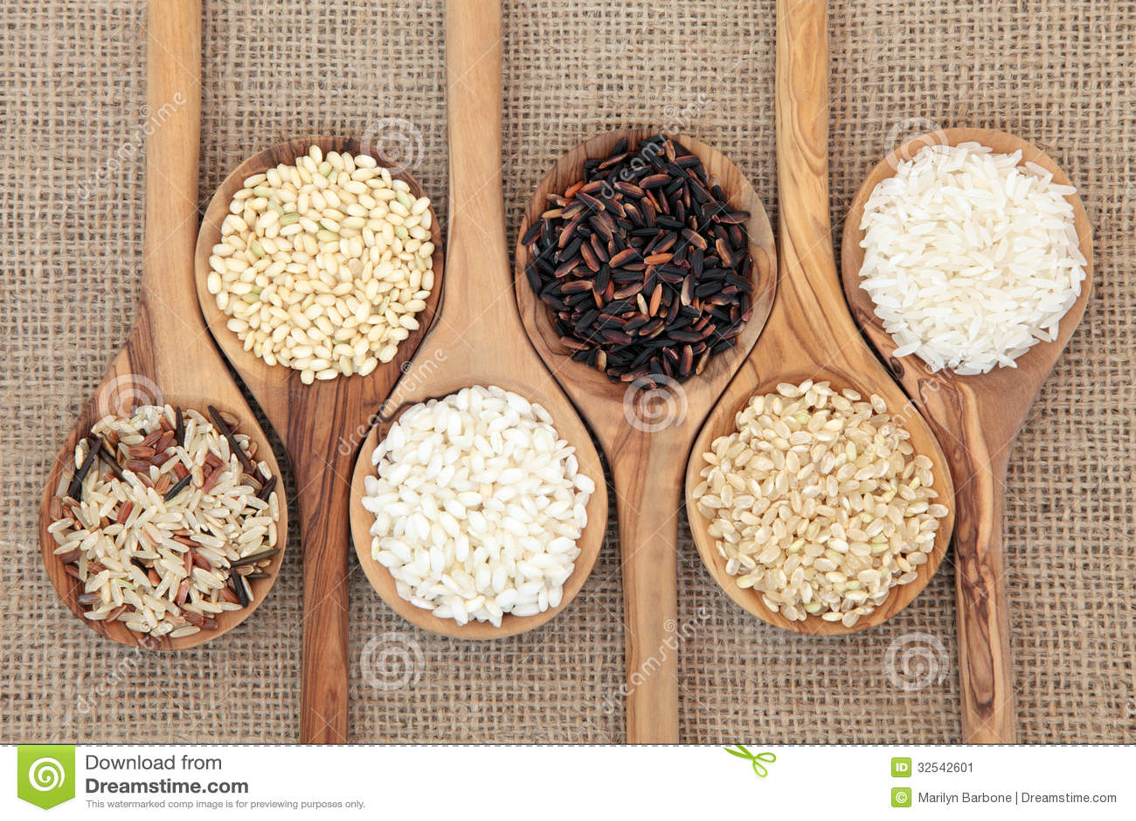 Variétés de riz