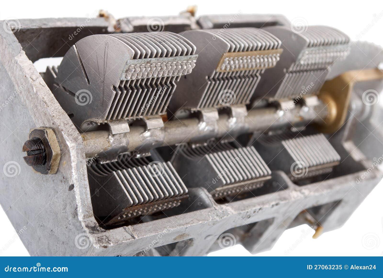 Variabel kondensator