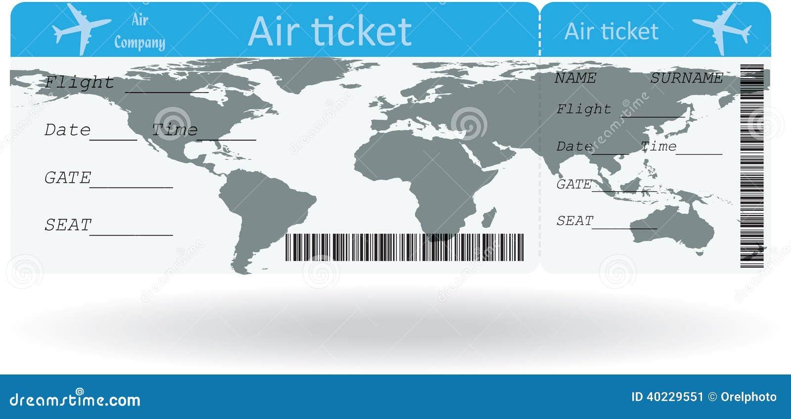 Berühmt Flugticket Einladungsvorlage Fotos - Entry Level Resume ...