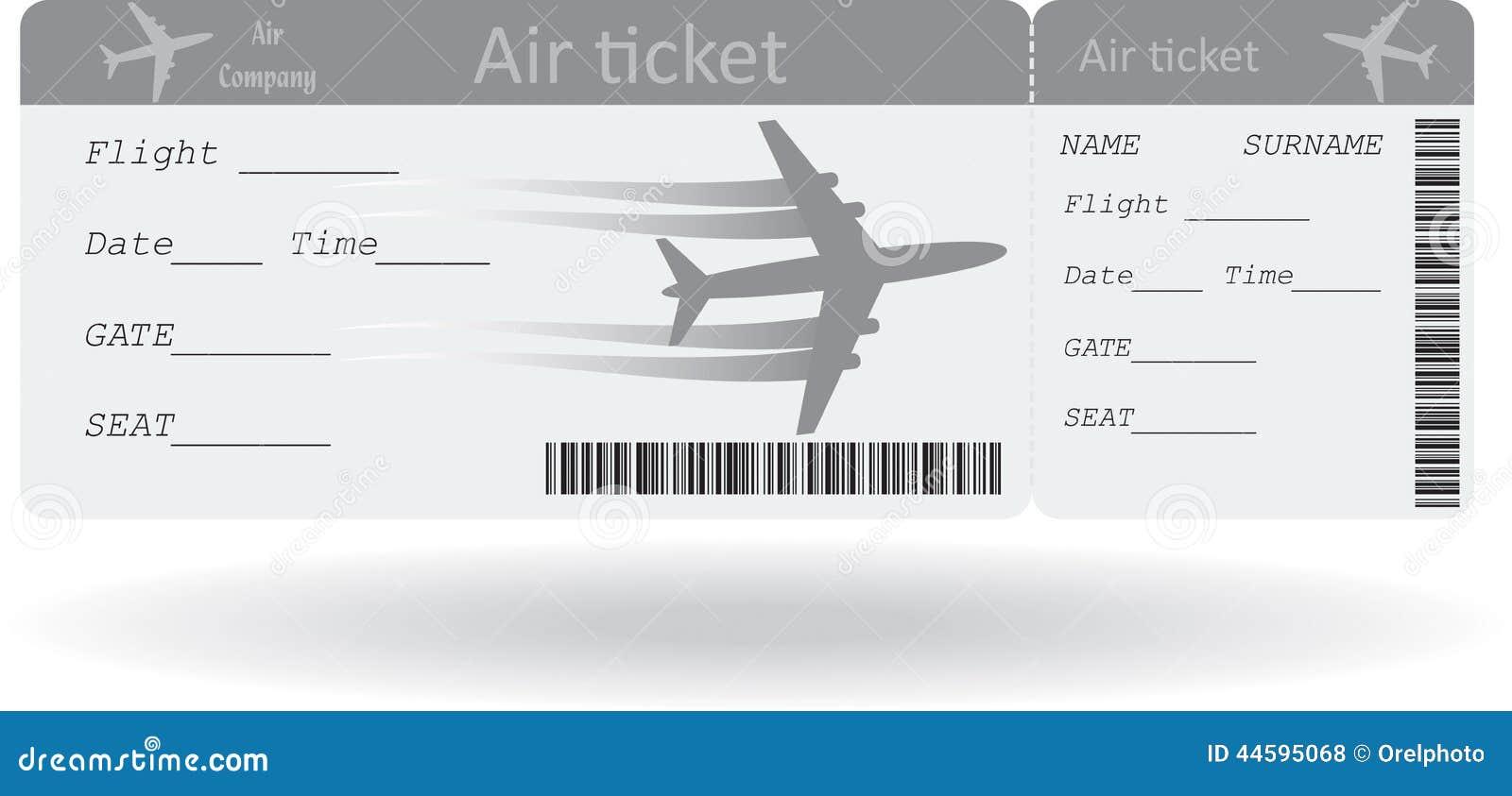 Ungewöhnlich Ticketvorlage Kostenloser Download Ideen - Entry Level ...