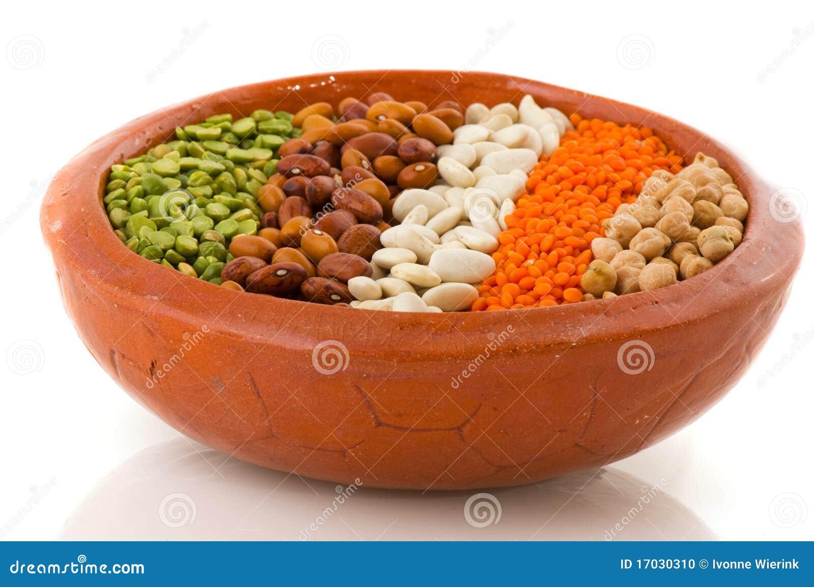 Varias legumbres