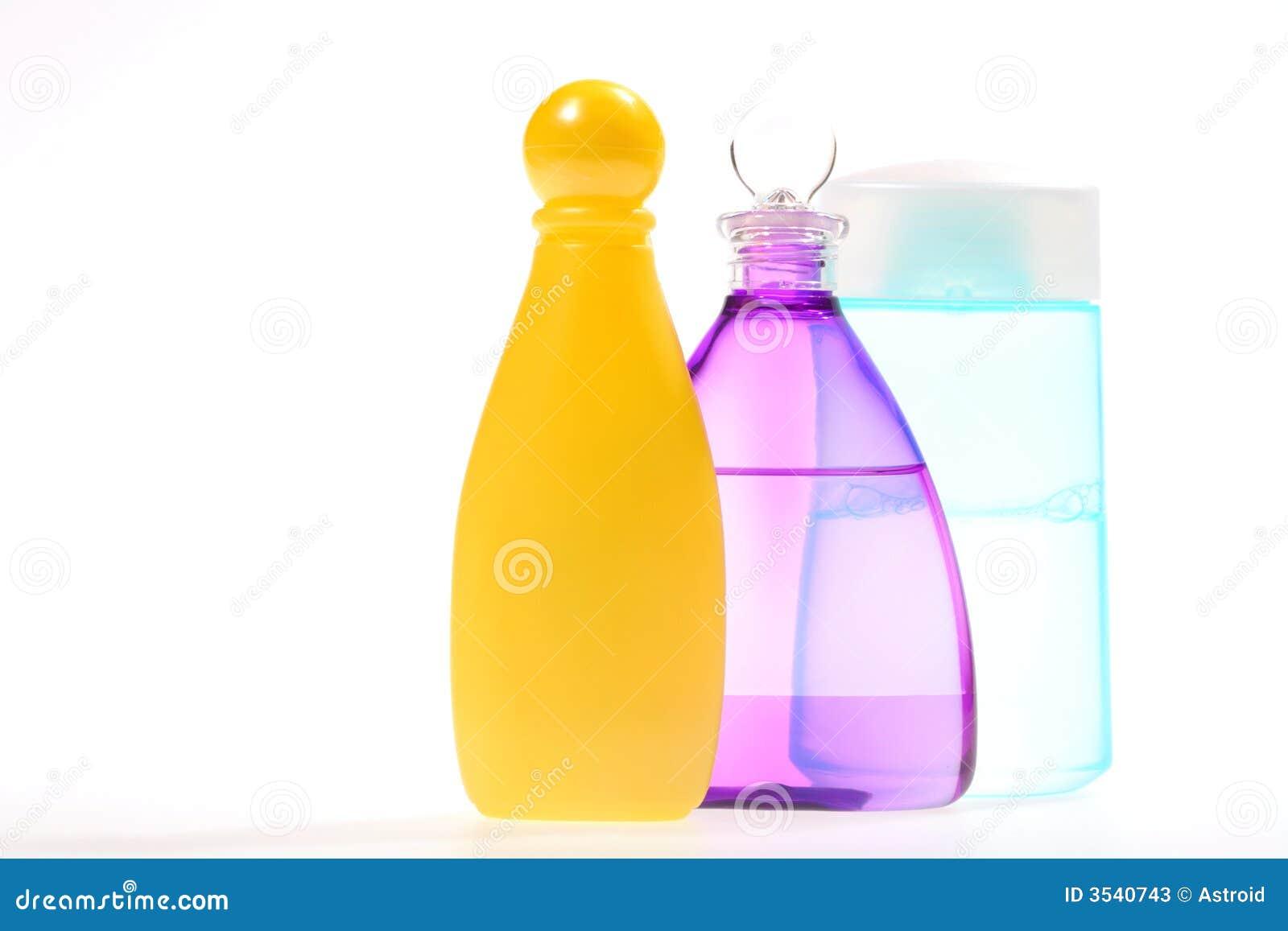Varicolored Flaschen
