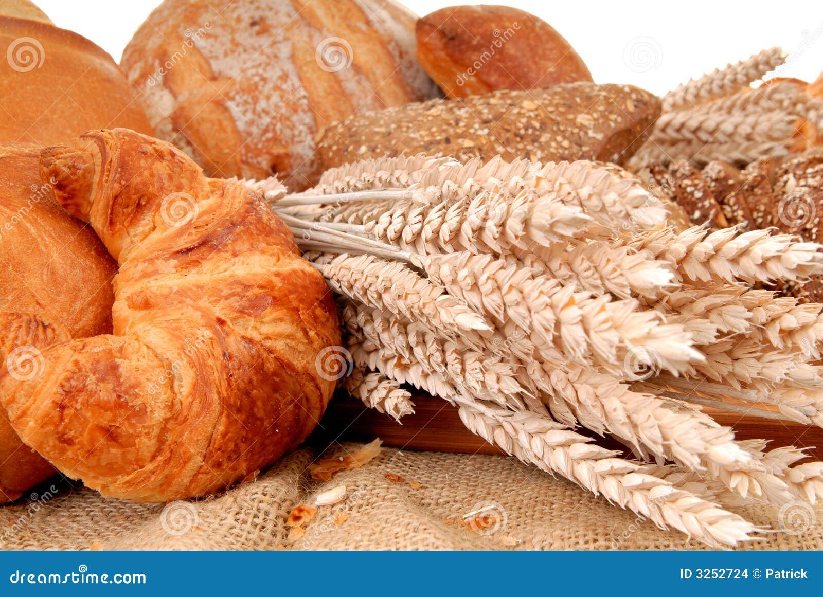 Varied Bread Display Stock Photo Image Of Crusty Bake