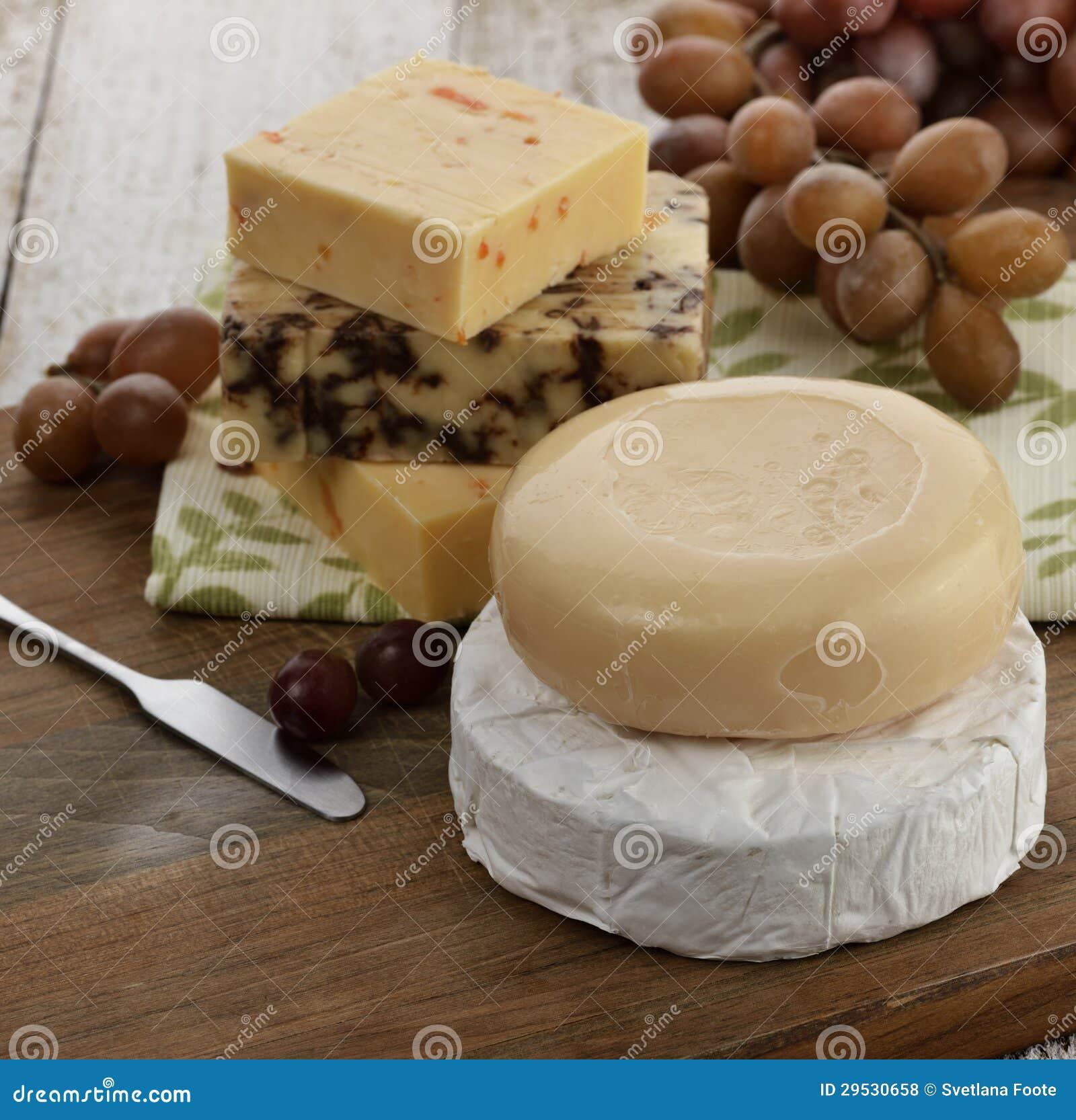 Variedade do queijo