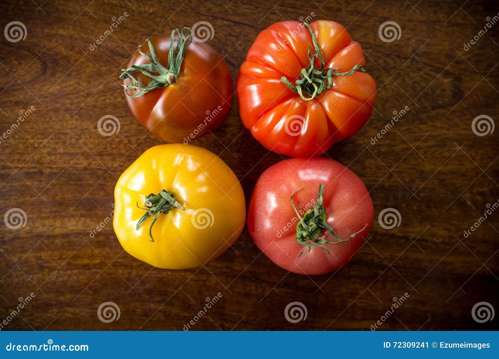 Variety Heirloom Tomatoes