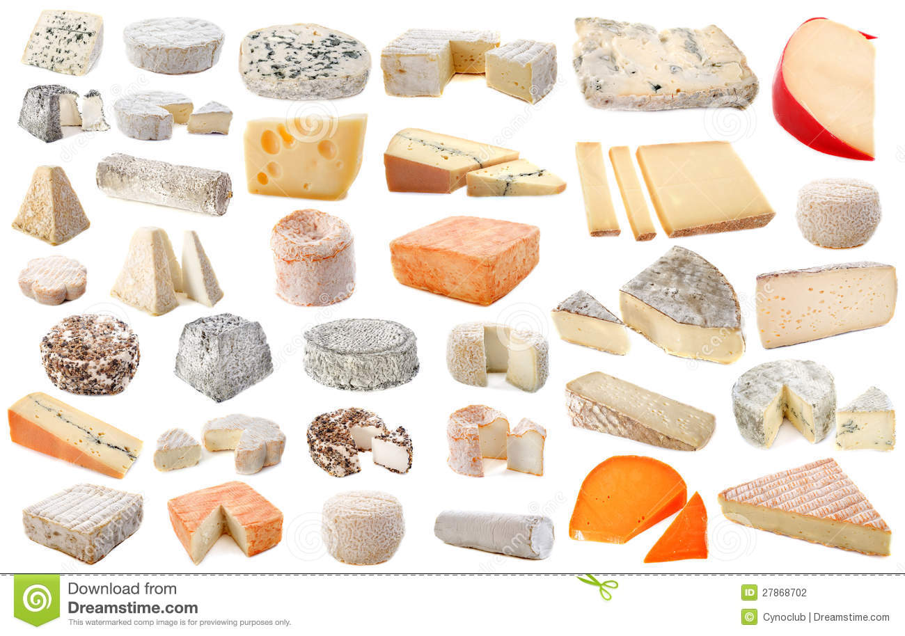 Stock Photography Various Cheeses Image27868702 on Gorgonzola Blue Cheese