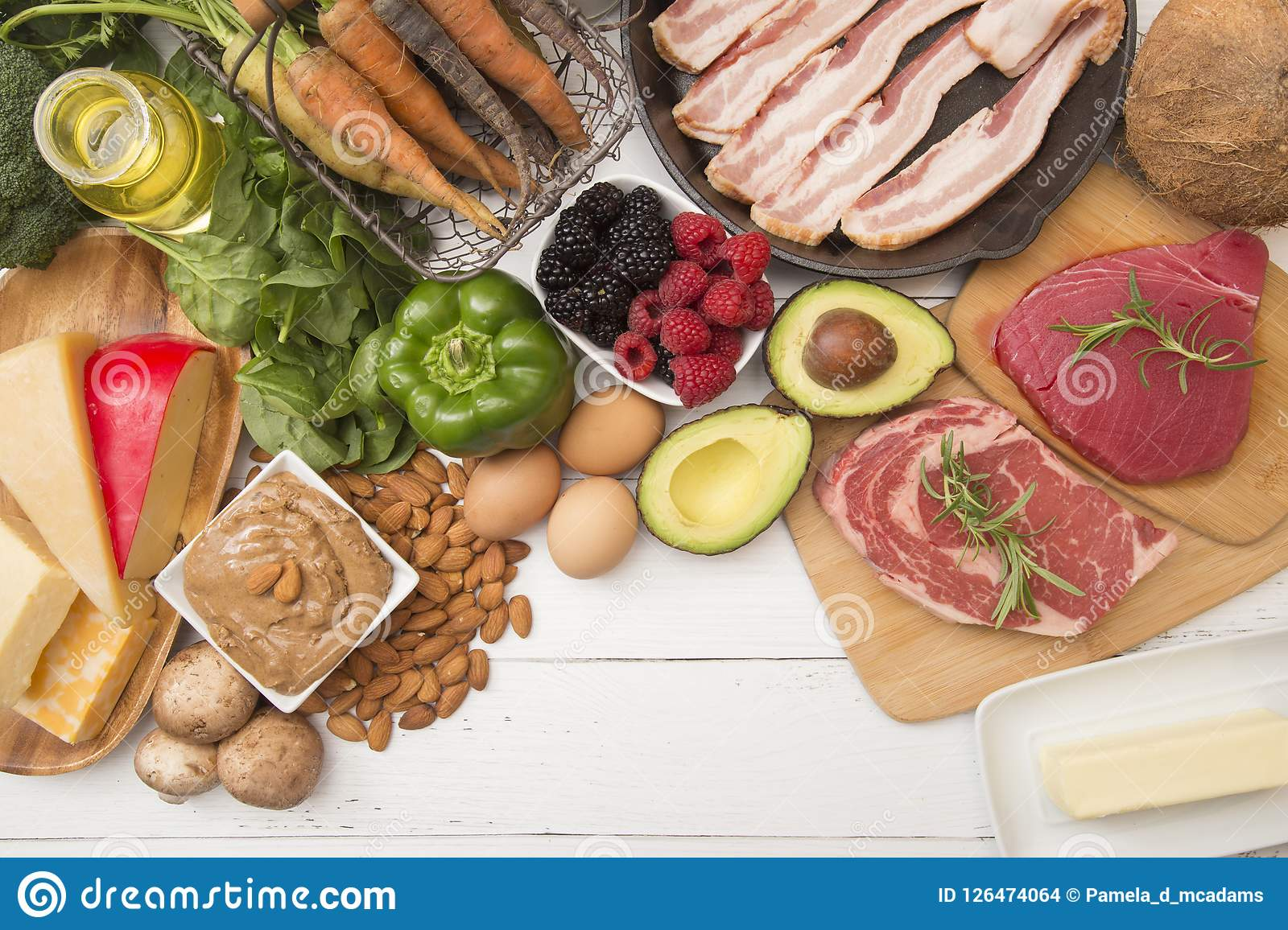 Various Foods that are Perfect for High Fat, Low Carb Diets
