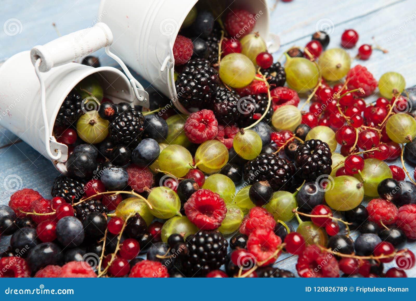 Berry detox diet