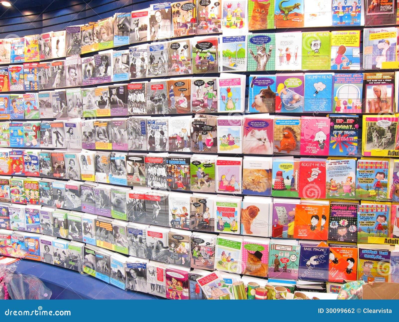 Greeting Card Shop Business Plan