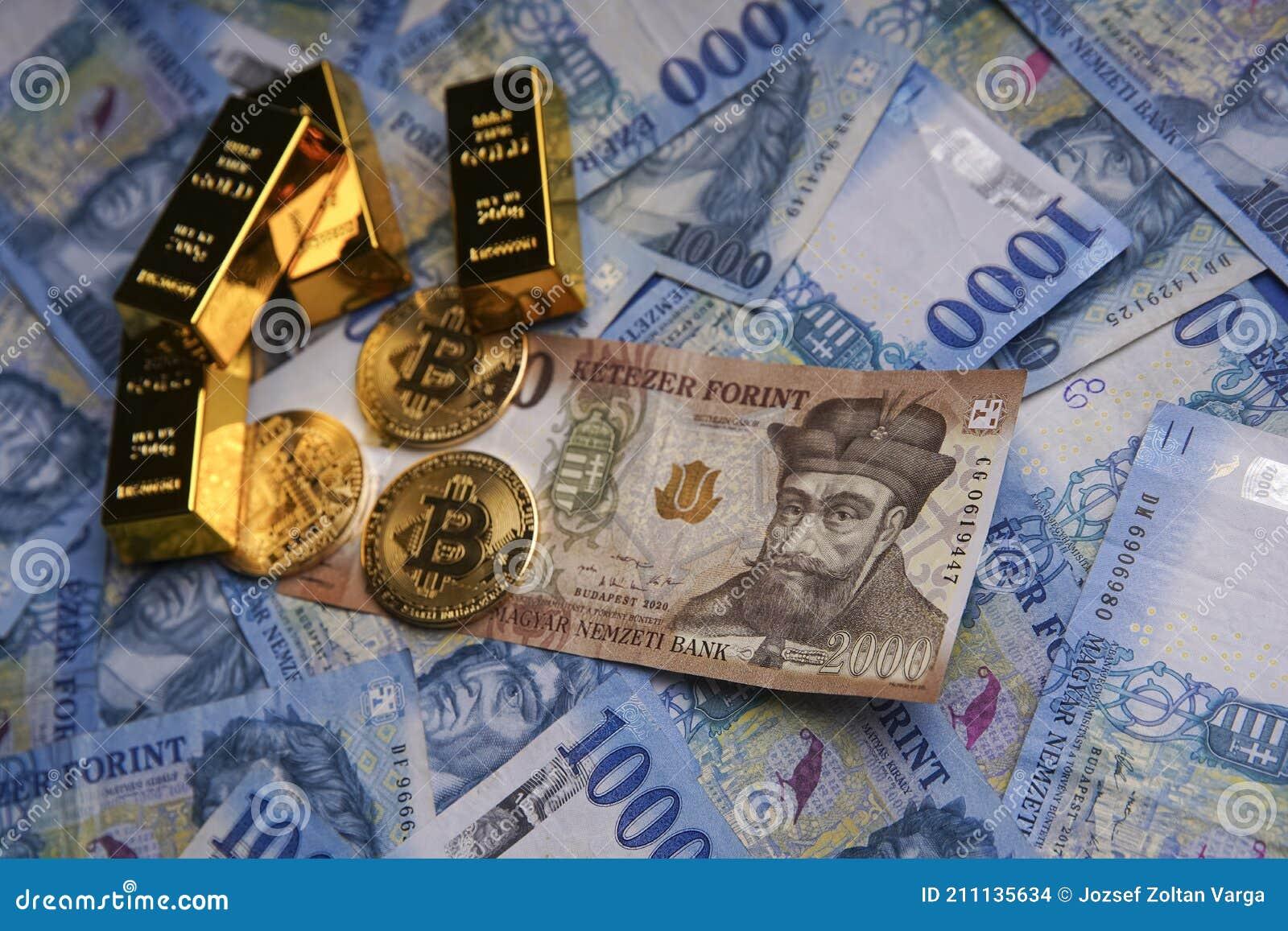 bitcoin forint