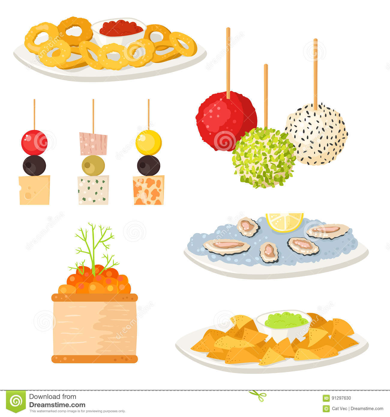 Tartlet cartoons illustrations vector stock images for Canape vector download