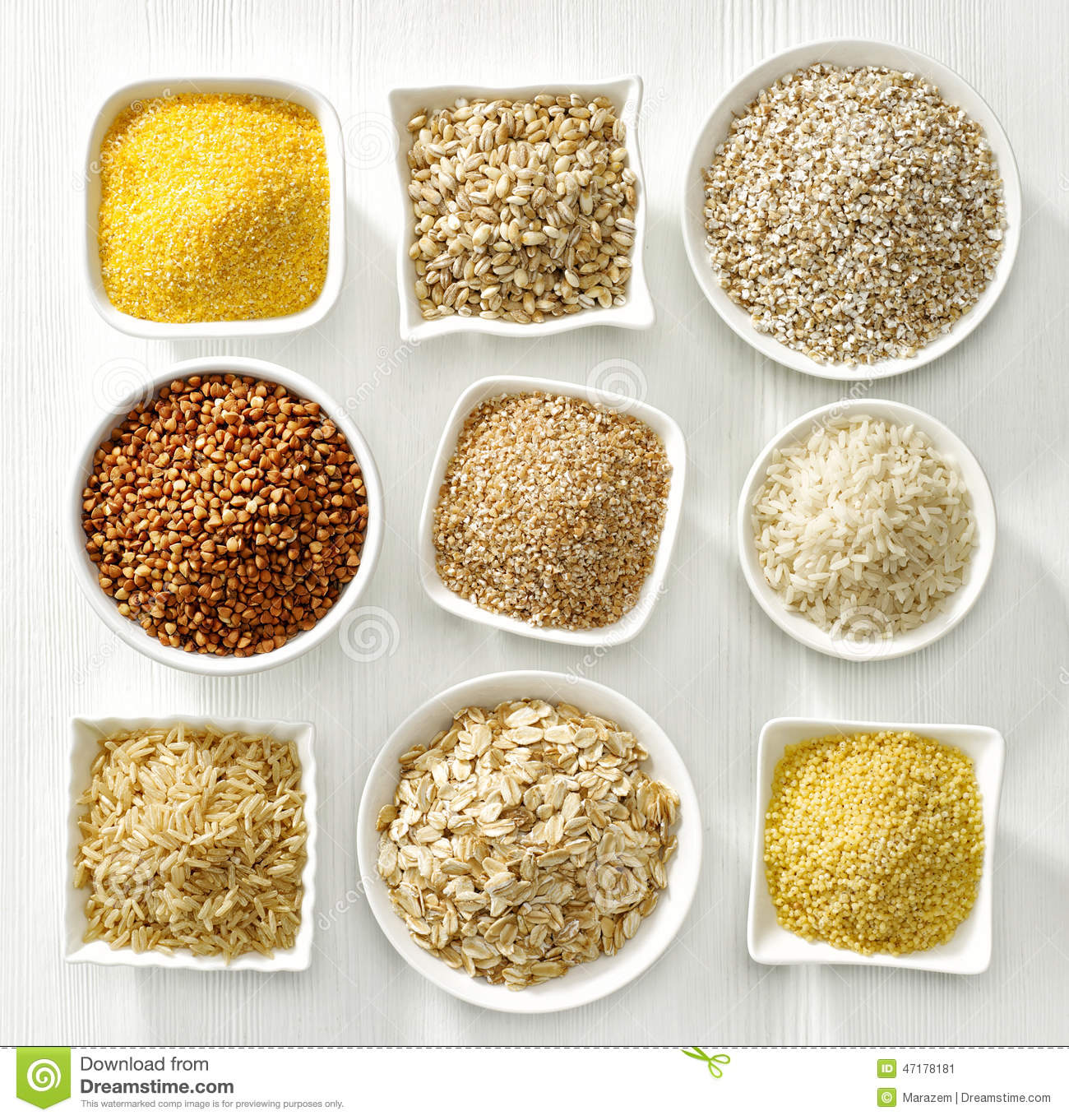 Barley Foods List