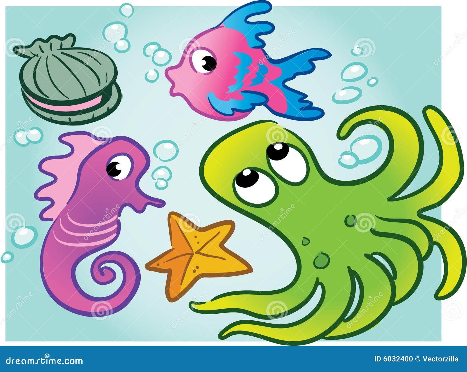 Can You Name These Underwater Sea Creatures? - Trivia Quiz - Zimbio