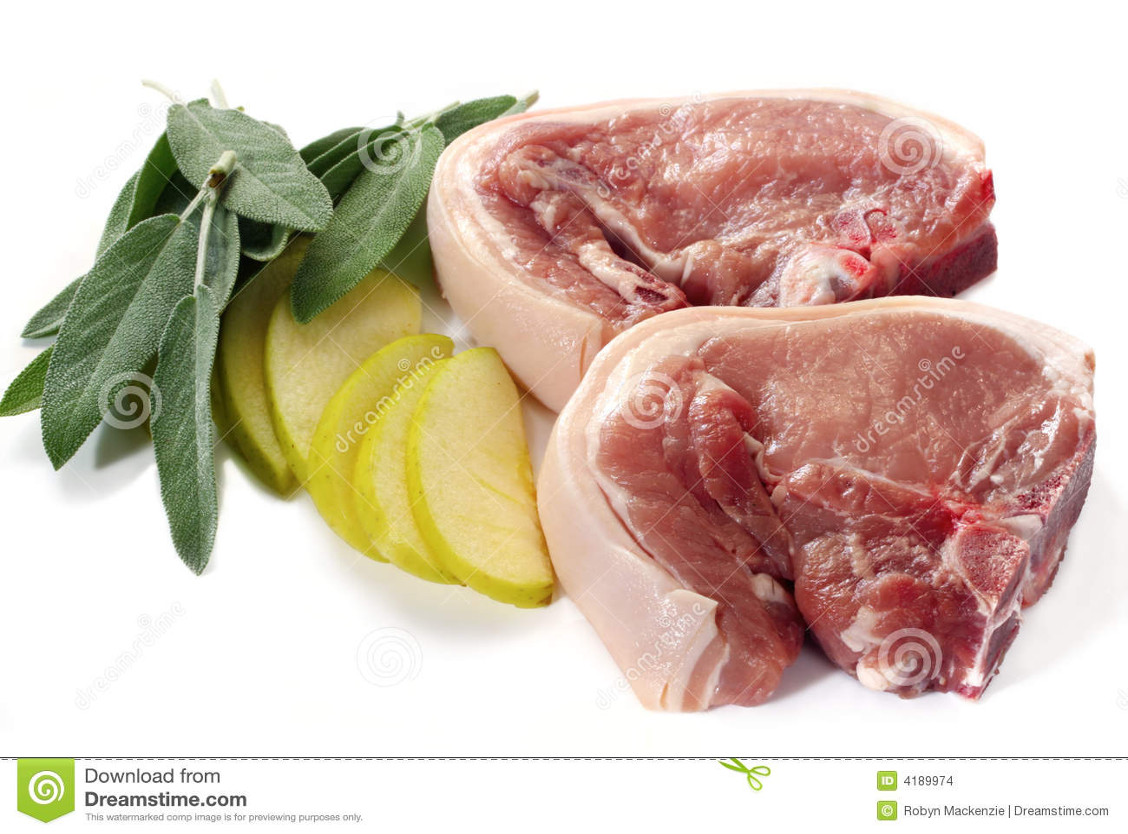 Varkenskoteletten