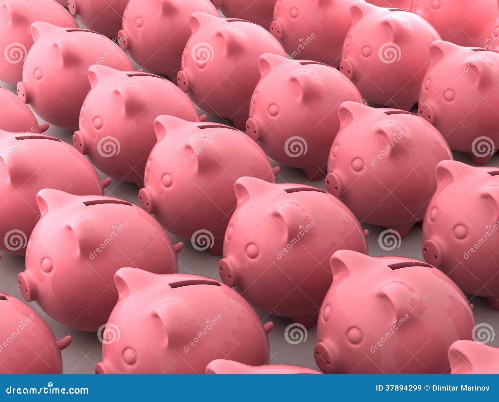 Varkensspaarpotten