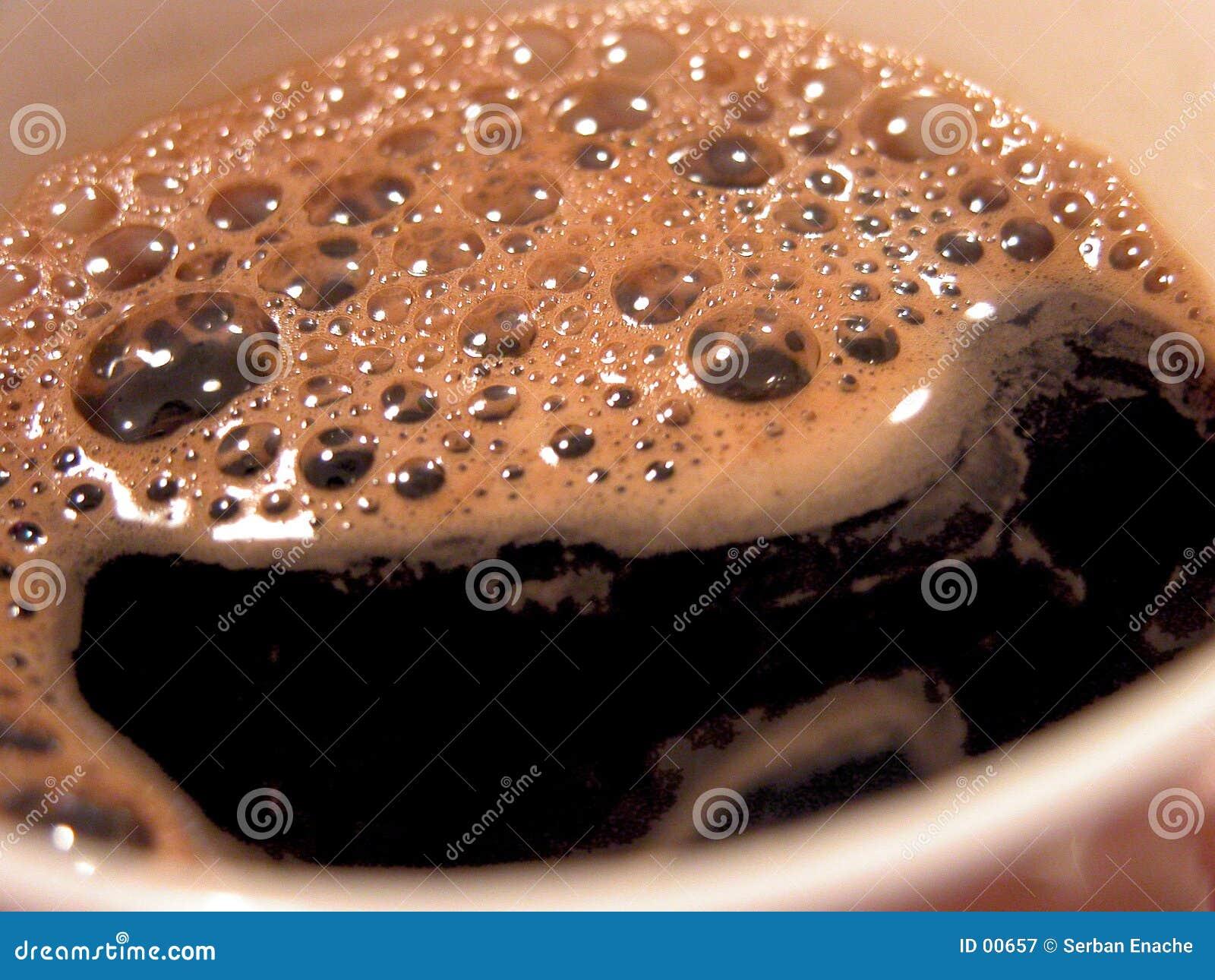 Varm kaffekopp