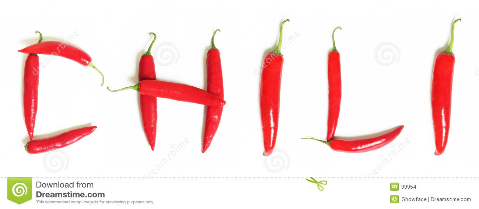 Varm red för chili
