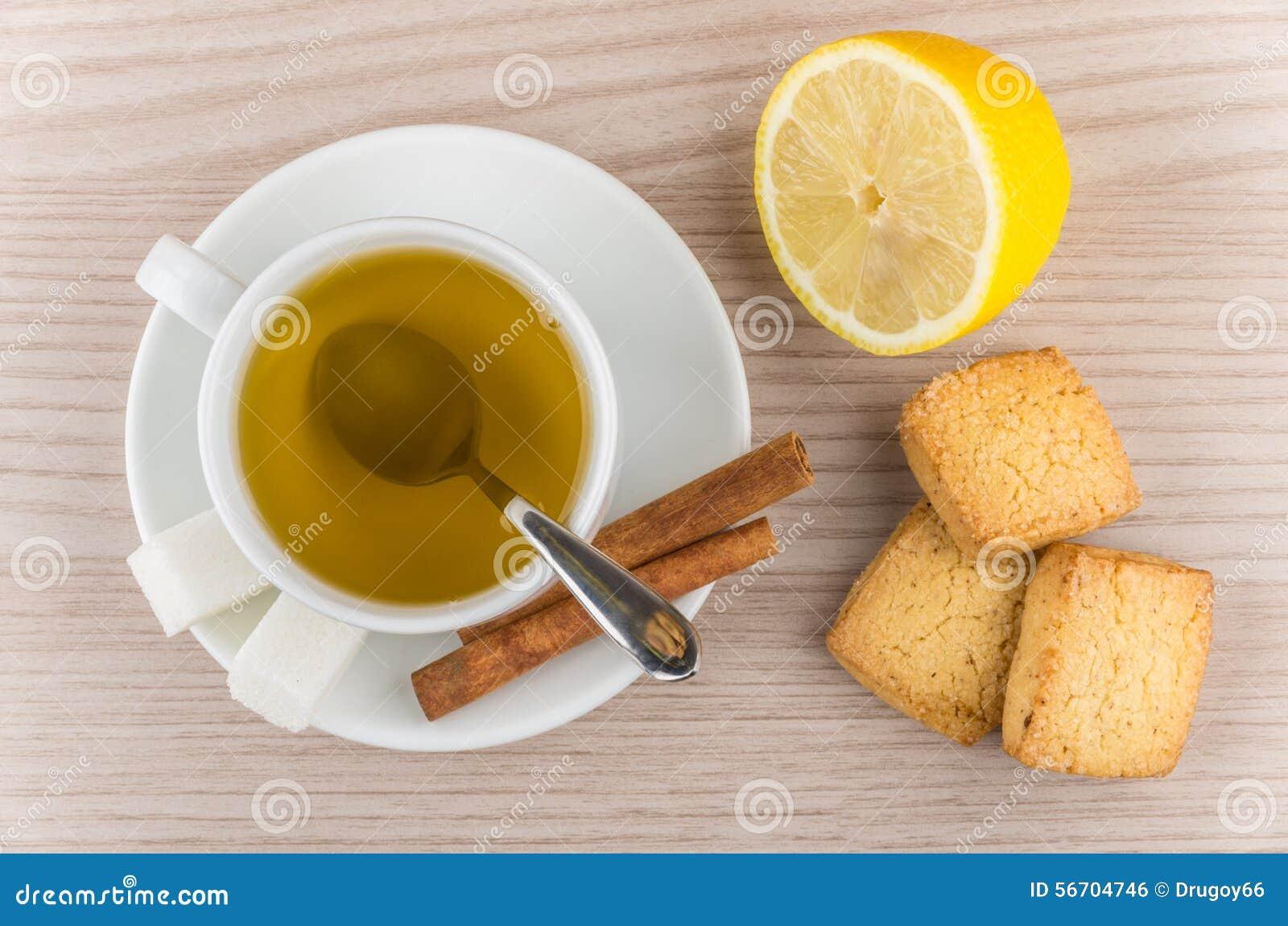 grönt te socker