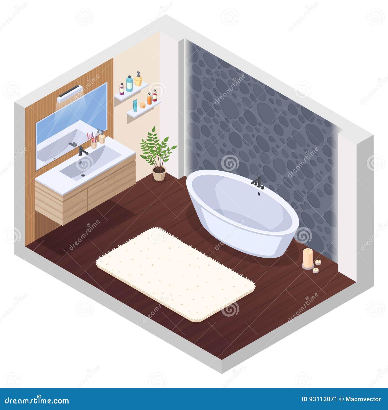 Varmt bada badruminre