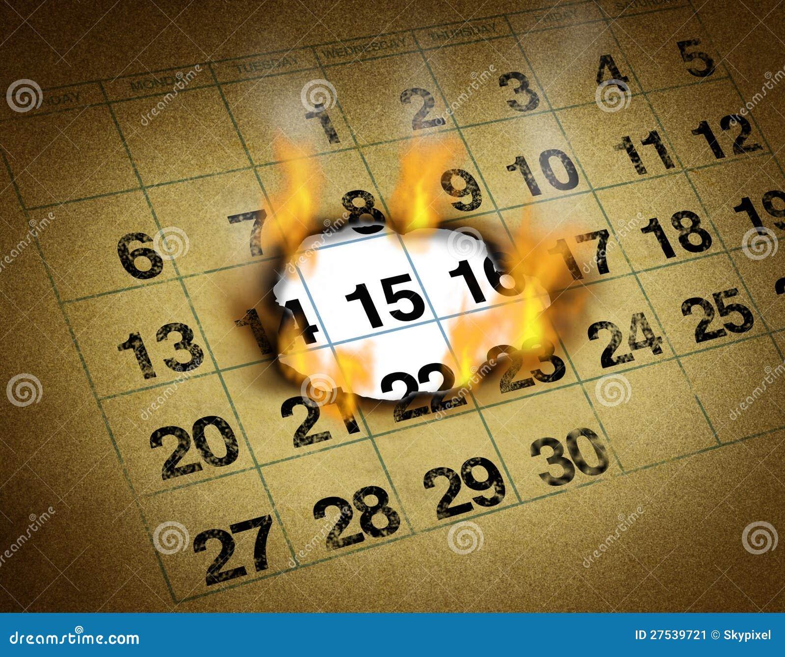 Varmt datum
