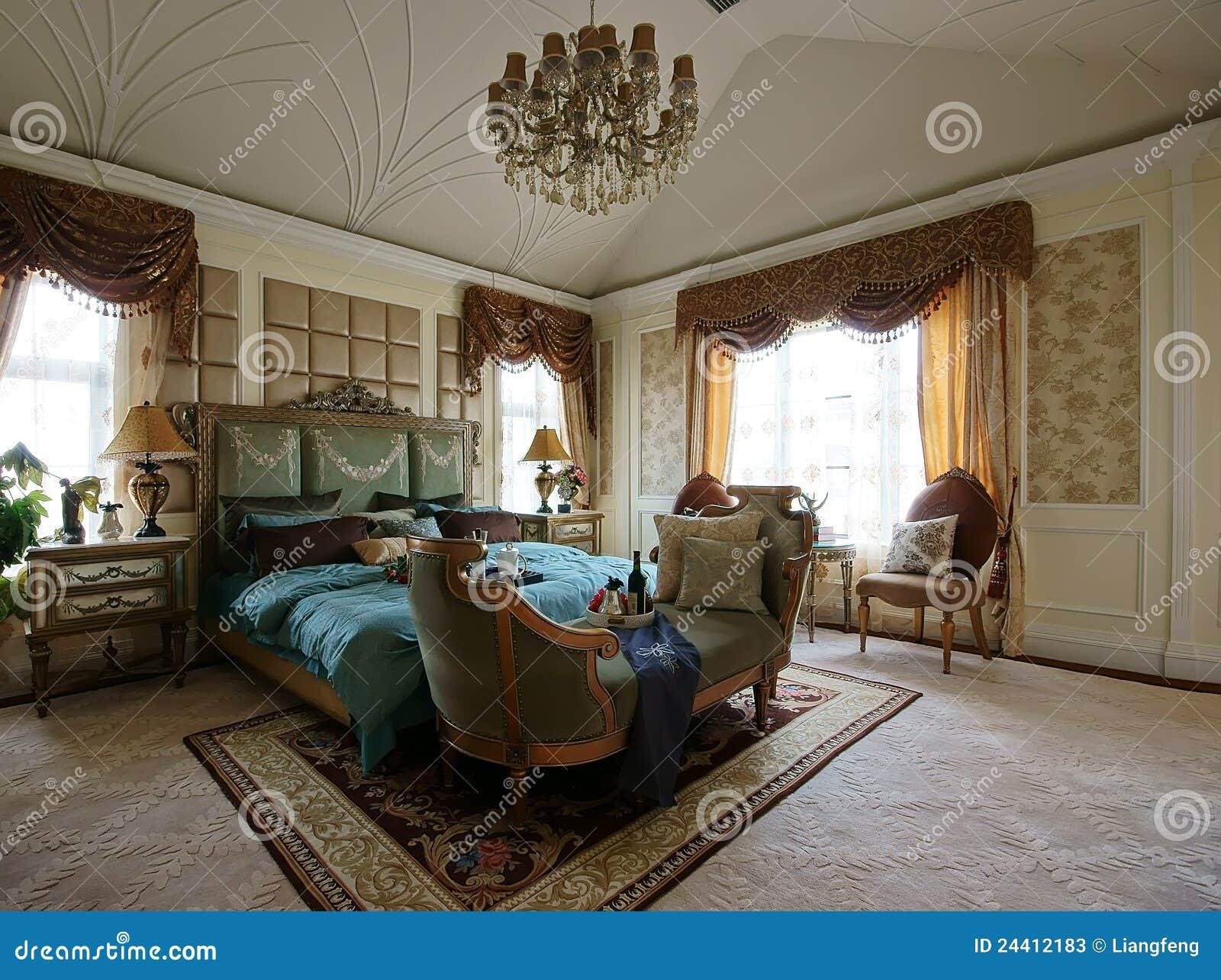 Varmt sovrum arkivfoton   bild: 24412183